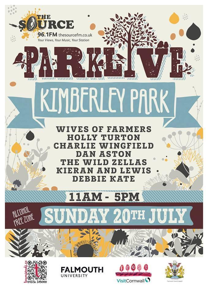 Park Live July 2014